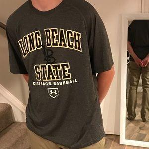 Long Beach State shirt